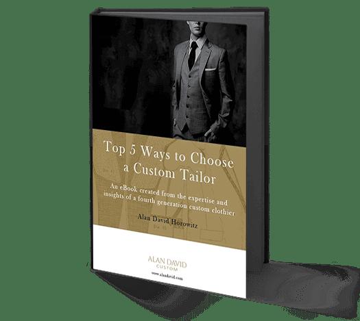Alan David Custom eBook cover