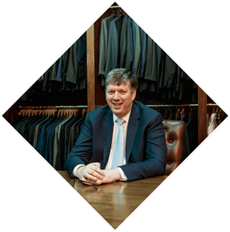 About Our Business Alan David Custom Suits in New York City (NYC)