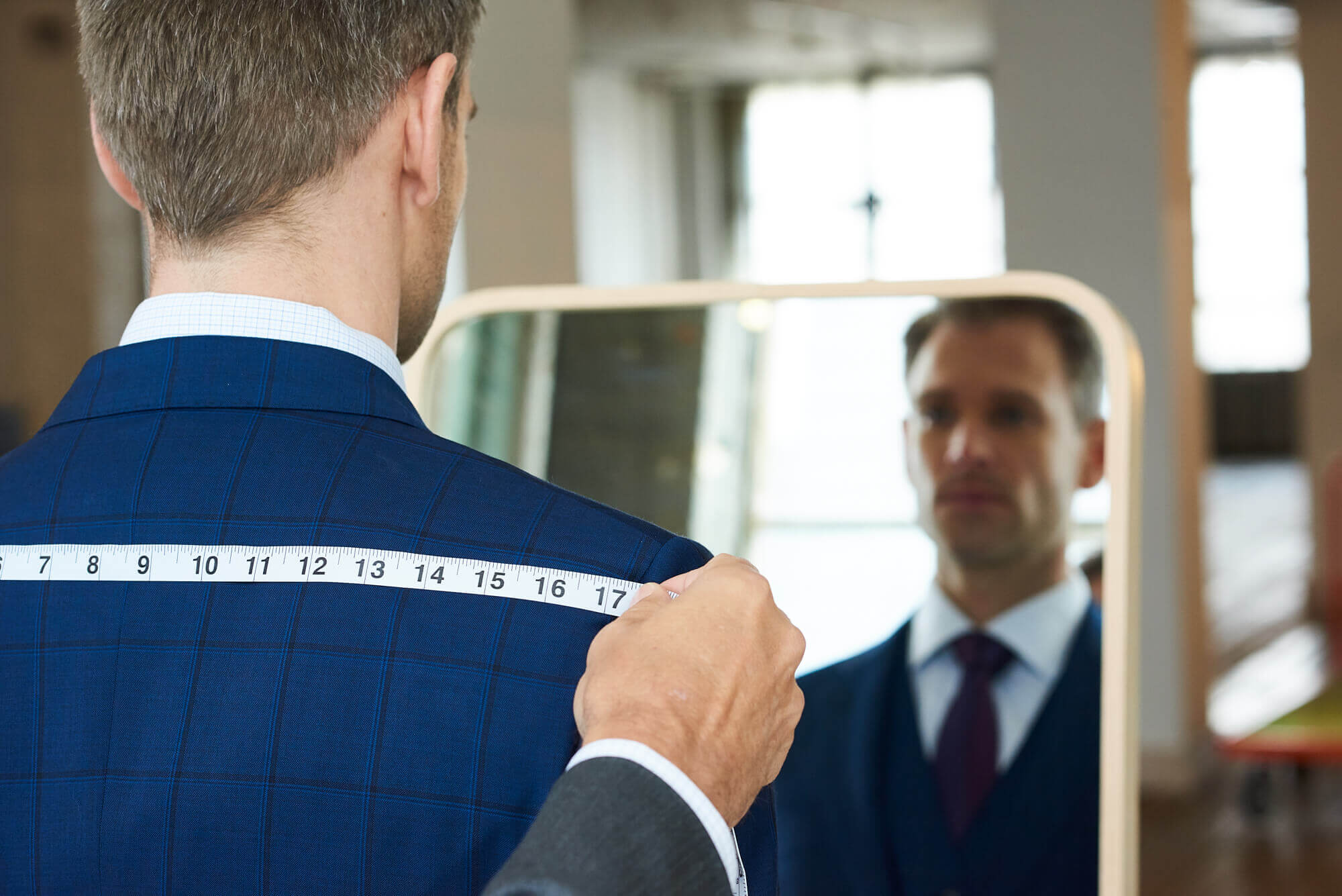 Mens Custom Tailored Bespoke Suits New York City (NYC)