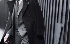 a bespoke suit