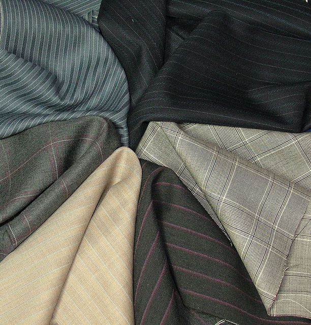 Grades of Suiting Fabrics
